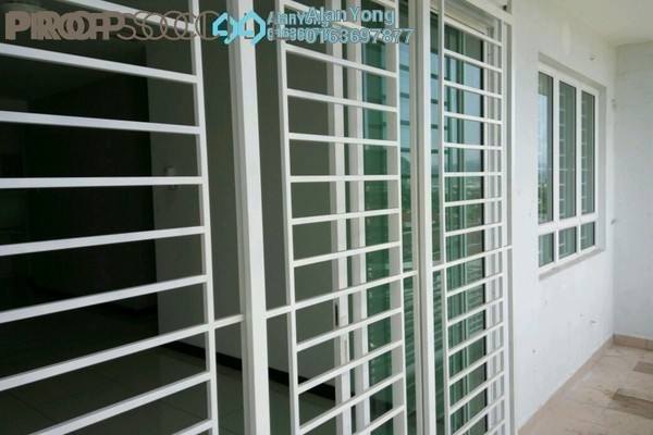For Rent Condominium at Panorama Residences, Sentul Freehold Semi Furnished 3R/2B 1.58k