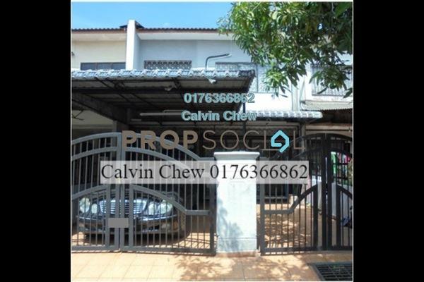 For Sale Terrace at Taman Selasih, Batu Caves Freehold Unfurnished 4R/0B 500k