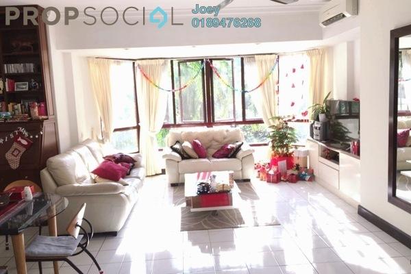 For Rent Condominium at Sri Penaga, Bangsar Freehold Fully Furnished 2R/2B 3.8k