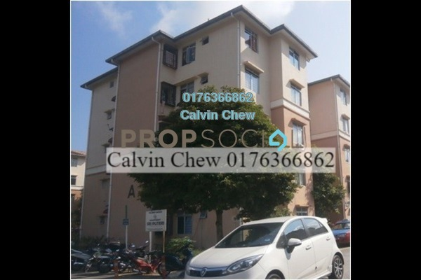 For Sale Apartment at Sri Puteri Apartment, Ukay Freehold Unfurnished 3R/2B 160k