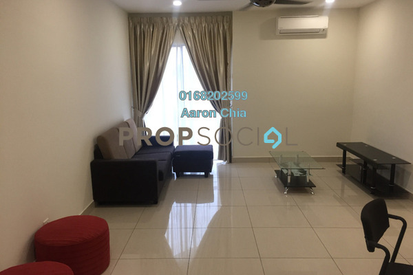 For Rent Serviced Residence at Maisson, Ara Damansara Freehold Fully Furnished 2R/2B 2.3k