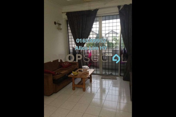For Sale Condominium at N-Park, Batu Uban Freehold Fully Furnished 3R/2B 380k