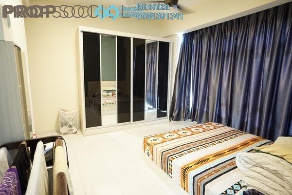 For Sale Apartment at Damai Apartment, Shah Alam Leasehold Semi Furnished 3R/2B 355k