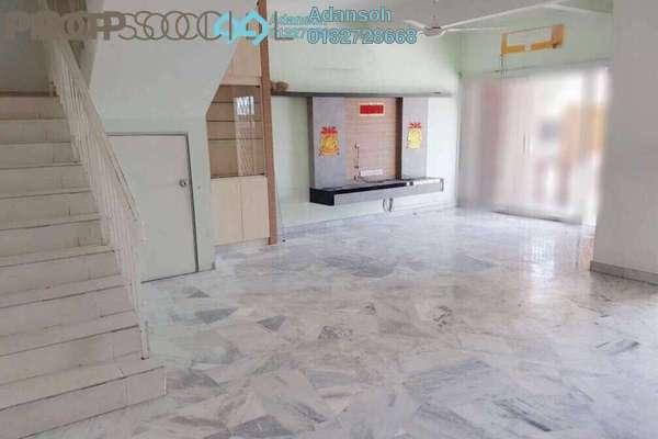 For Sale Terrace at Taman Sri Bintang, Kepong Freehold Unfurnished 5R/3B 938k