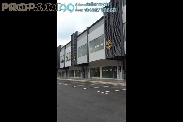 For Sale Shop at Sutera Damansara, Damansara Damai Leasehold Unfurnished 0R/4B 1.35m