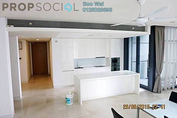 For Sale Condominium at The Troika, KLCC Freehold Fully Furnished 2R/2B 3m