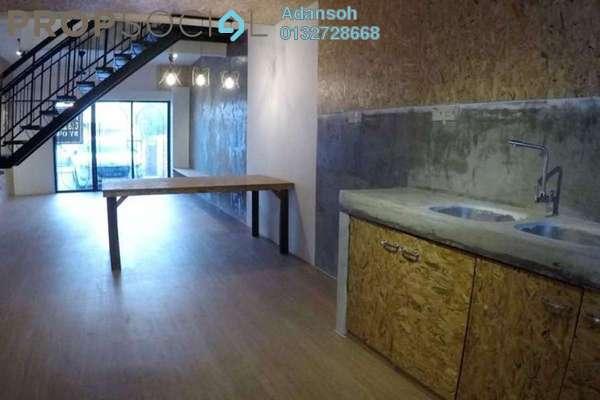 For Sale Terrace at Taman Sri Gombak, Batu Caves Freehold Semi Furnished 3R/2B 528k
