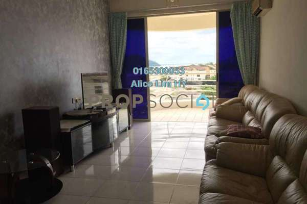 For Rent Condominium at Gold Coast, Bayan Indah Freehold Fully Furnished 3R/2B 1.8k
