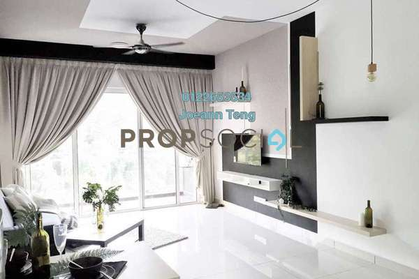 For Rent Condominium at Damansara Foresta, Bandar Sri Damansara Freehold Fully Furnished 4R/3B 2.7k