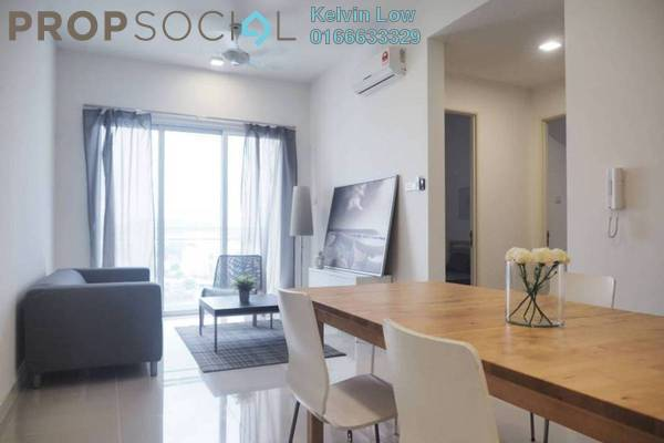 For Rent Condominium at Desa Green Serviced Apartment, Taman Desa Freehold Fully Furnished 3R/2B 2.3k