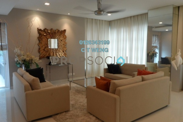 For Sale Condominium at Verticas Residensi, Bukit Ceylon Freehold Fully Furnished 4R/5B 2.9m