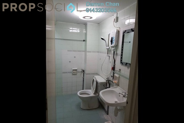 For Rent Condominium at Petaling Indah, Sungai Besi Freehold Semi Furnished 2R/2B 1k