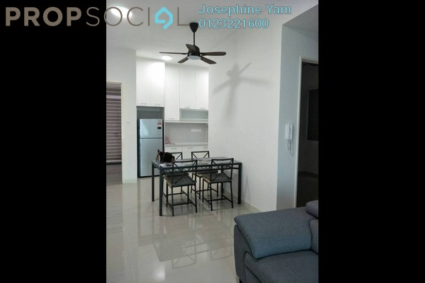 For Rent Condominium at Desa Green Serviced Apartment, Taman Desa Freehold Fully Furnished 3R/2B 2.6k
