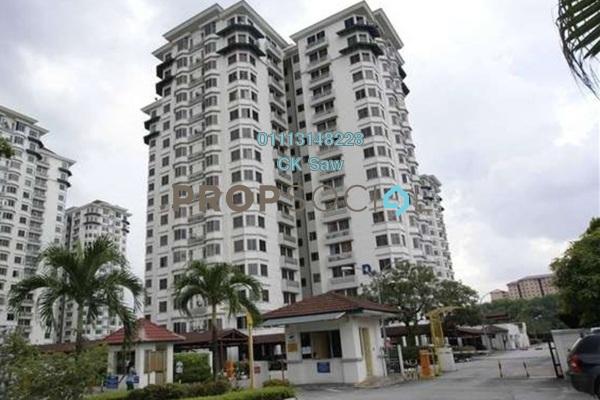 For Rent Condominium at Kelana D'Putera, Kelana Jaya Freehold Fully Furnished 3R/2B 1.8k