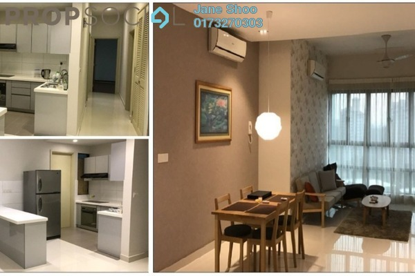 For Rent Condominium at Southbank Residence, Old Klang Road Freehold Fully Furnished 3R/2B 2.8k