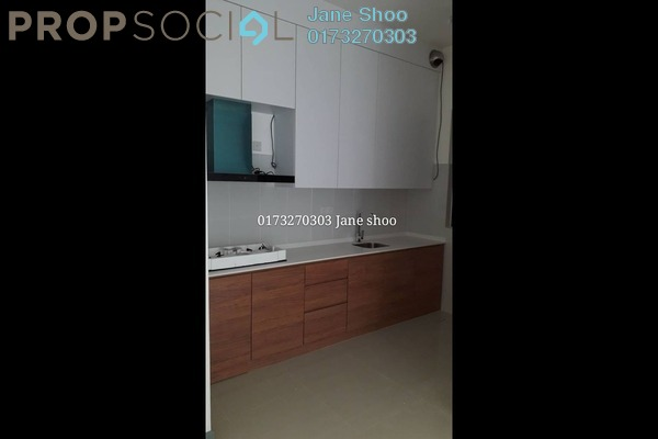 For Sale Condominium at South View, Bangsar South Freehold Semi Furnished 2R/2B 730k