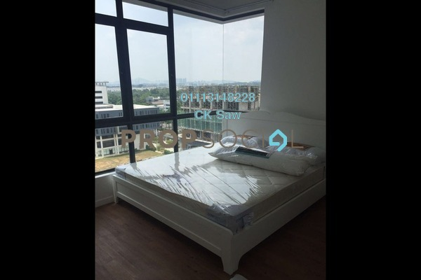 For Rent Condominium at South View, Bangsar South Freehold Fully Furnished 3R/2B 3k