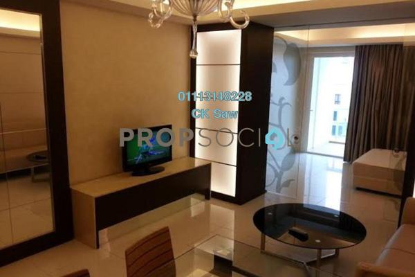 For Rent Condominium at Chelsea, Sri Hartamas Freehold Fully Furnished 1R/1B 1.9k