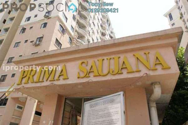 For Rent Apartment at Prima Saujana, Kepong Freehold Unfurnished 3R/2B 1k