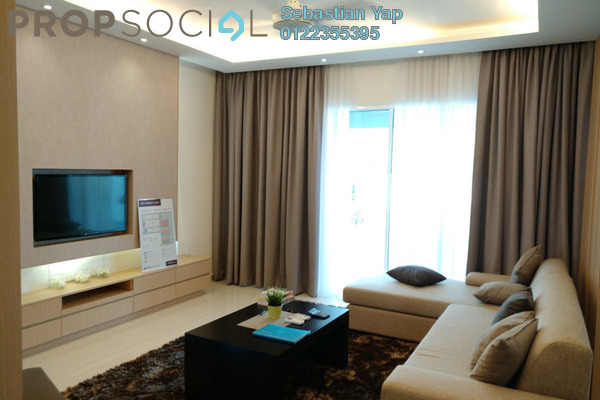 For Sale Semi-Detached at Ridgeview Residences, Kajang Freehold Fully Furnished 4R/3B 1.58m