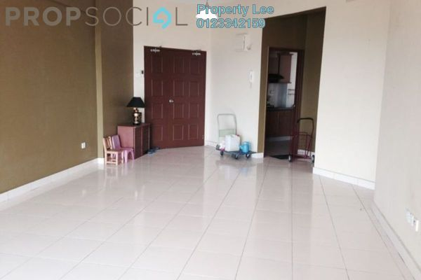 For Rent Condominium at Putra Villa, Gombak Freehold Semi Furnished 3R/2B 1.4k