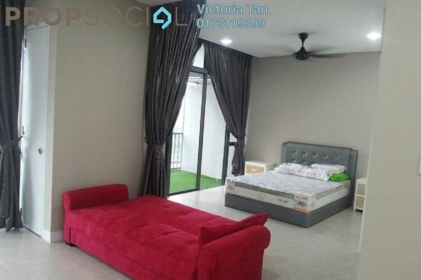 For Rent Condominium at TTDI Ascencia, TTDI Freehold Fully Furnished 0R/1B 2.6k