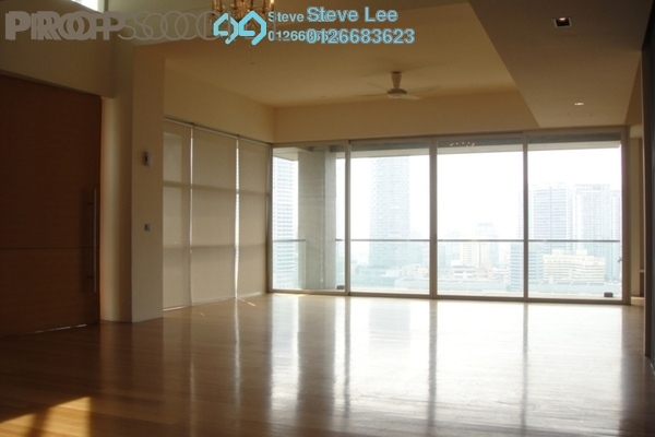 For Sale Condominium at Park Seven, KLCC Freehold Semi Furnished 6R/6B 6.9m
