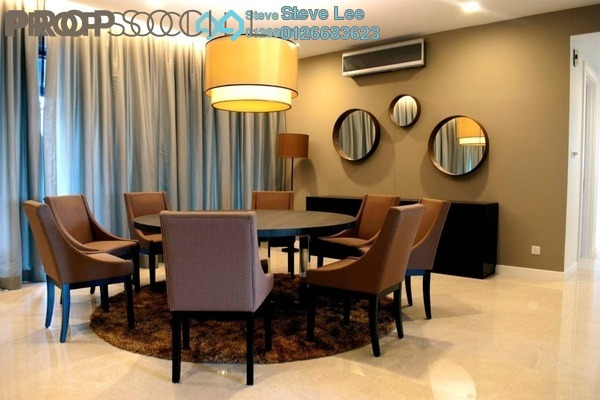 For Rent Condominium at Seni, Mont Kiara Freehold Fully Furnished 4R/5B 12.5k