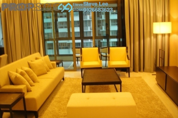 For Rent Condominium at Seni, Mont Kiara Freehold Fully Furnished 4R/5B 11k