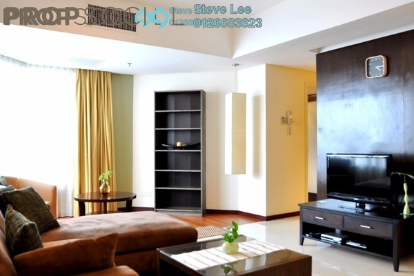 For Sale Condominium at i-Zen Kiara II, Mont Kiara Freehold Fully Furnished 3R/3B 930k