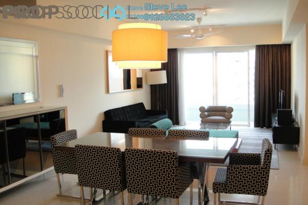 For Sale Condominium at Tiffani Kiara, Mont Kiara Freehold Fully Furnished 3R/3B 1.36m