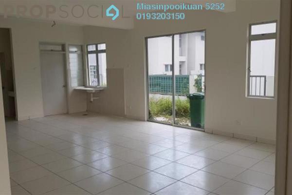 For Rent Apartment at Camellia Residences, Bandar Sungai Long Freehold Unfurnished 4R/3B 900translationmissing:en.pricing.unit