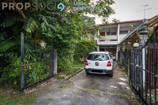 For Sale Terrace at Section 11, Shah Alam Freehold Semi Furnished 4R/3B 625k