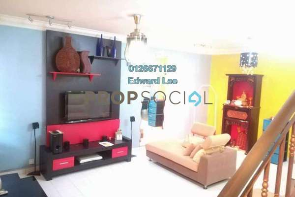 For Sale Terrace at Taman Gombak Permai, Batu Caves Freehold Fully Furnished 4R/3B 688k