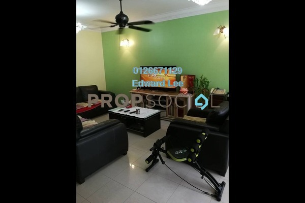For Sale Terrace at Taman Seri Taming, Cheras Freehold Unfurnished 4R/3B 720k