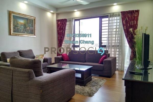 For Rent Condominium at Vista Kiara, Mont Kiara Freehold Fully Furnished 3R/2B 3.1k