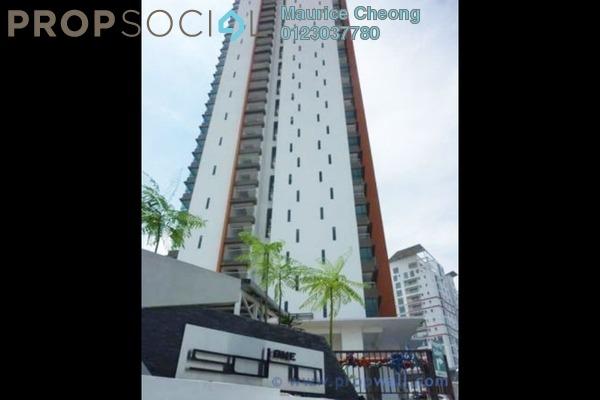 For Rent Condominium at Subang SoHo, Subang Jaya Freehold Fully Furnished 0R/0B 1.7k