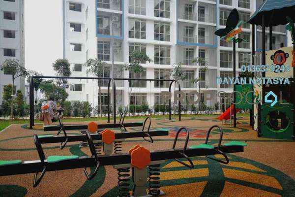 For Rent Apartment at MasReca N19eteen, Cyberjaya Freehold Semi Furnished 3R/2B 1k