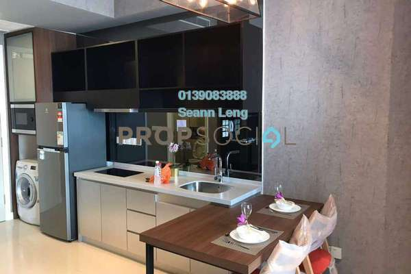 For Rent Condominium at Nadi Bangsar, Bangsar Freehold Fully Furnished 1R/1B 2.55k