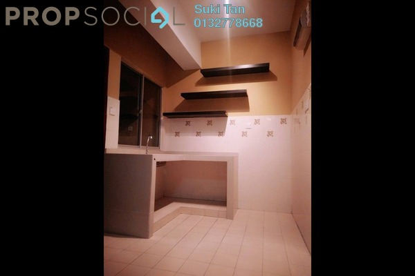 For Rent Condominium at Damansara Sutera, Kepong Freehold Semi Furnished 3R/2B 1.2k