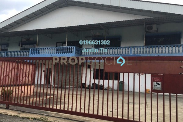 For Rent Factory at Putra Industrial Park, Sungai Buloh Freehold Semi Furnished 0R/0B 16.2k