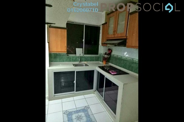 For Rent Condominium at Kondo Rakyat, Pantai Freehold Semi Furnished 3R/1B 1.3k