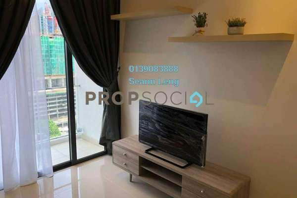 For Rent Condominium at South View, Bangsar South Freehold Fully Furnished 2R/2B 2.7k