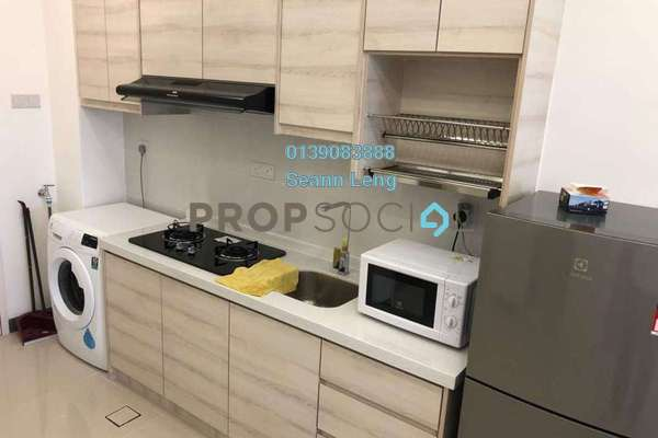 For Rent Condominium at South View, Bangsar South Freehold Fully Furnished 2R/1B 2.55k