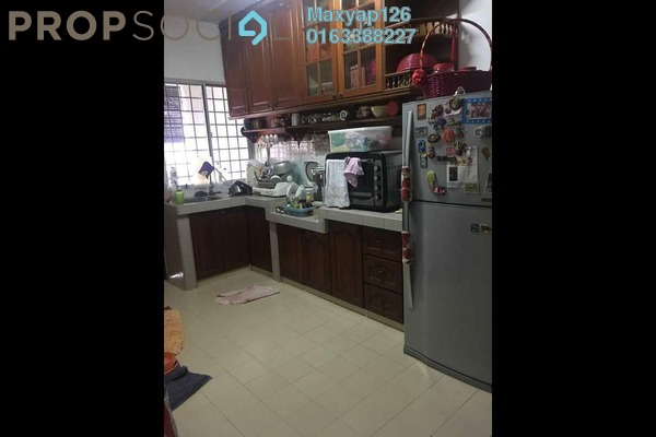 For Sale Terrace at SD2, Bandar Sri Damansara Freehold Semi Furnished 3R/2B 680k