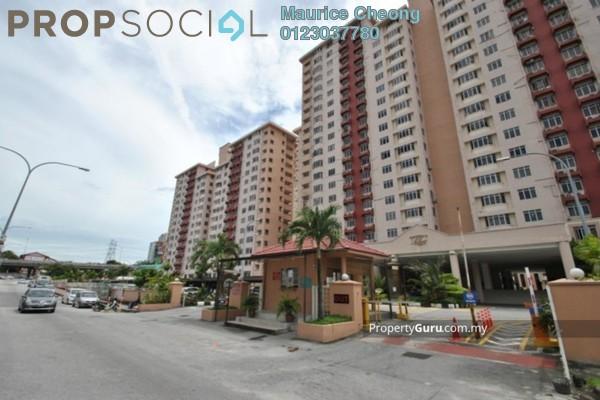 For Rent Condominium at Kelana Mahkota, Kelana Jaya Leasehold Semi Furnished 3R/2B 2.75k