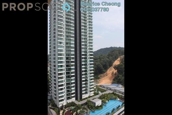 For Rent Condominium at Kiaramas Cendana, Mont Kiara Freehold Fully Furnished 4R/2B 5k