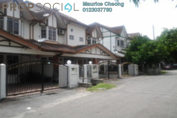 For Sale Terrace at BRP 7, Bukit Rahman Putra Freehold Unfurnished 4R/3B 790k
