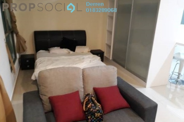 For Rent SoHo/Studio at CyberSquare, Cyberjaya Freehold Fully Furnished 1R/1B 1k