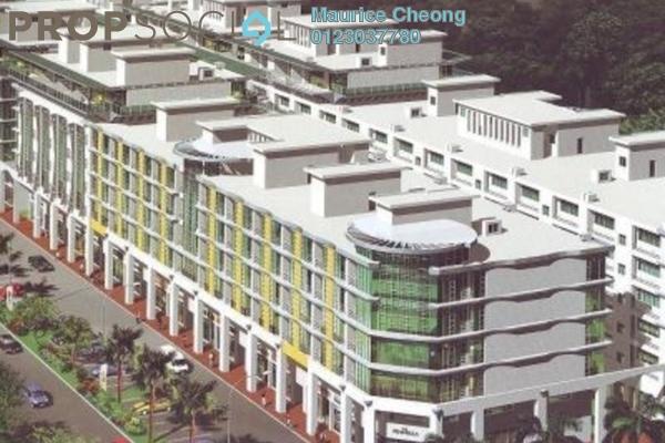 For Rent Shop at 10 Boulevard, Bandar Utama Leasehold Unfurnished 0R/1B 28k
